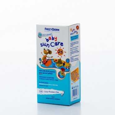 Frezyderm Baby Sun Care Cream SPF25, 75ml