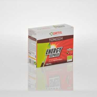 ORTIS Energy Express 10X15ml (Guarana)