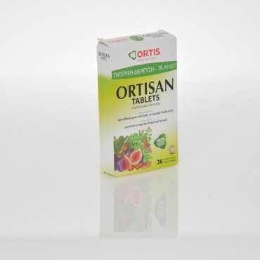 ORTIS Ortisan 36 Tablets