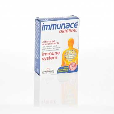VITABIOTICS Immunace Original 30 Tablets