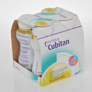 Cubitan Vanilla 4 x 200ml