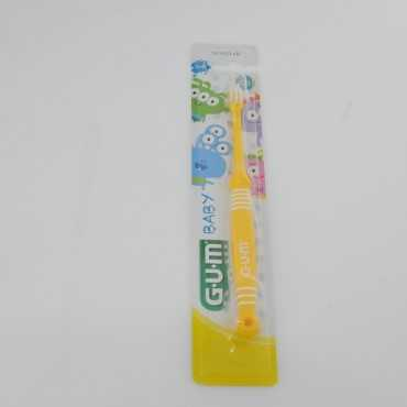 GUM Toothbrush Baby Monster 0-2 Years  213