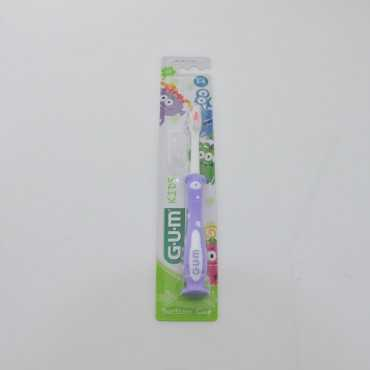 GUM Toothbrush Kids Monster 3-6 Years  901