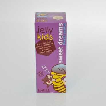 Eladiet Jelly Kids Sweet Dreams Syrup 150ml