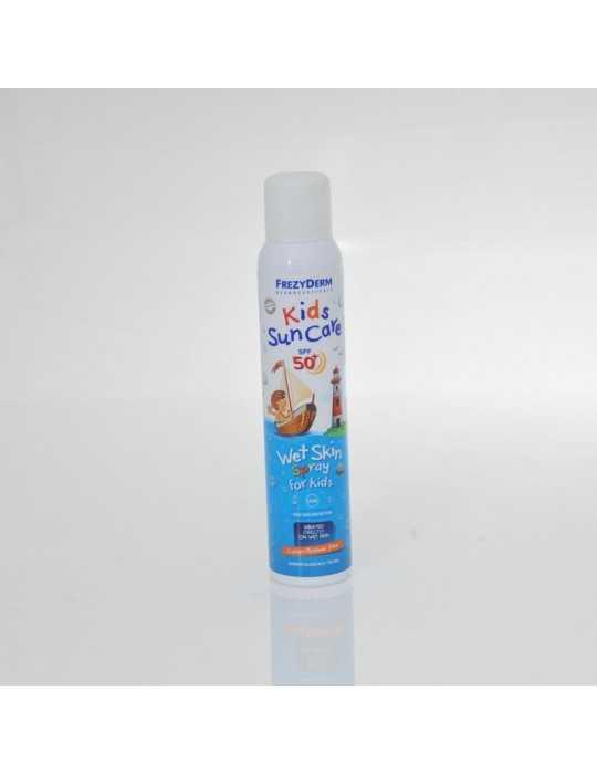 Frezyderm Kids Sun Care SPF 50+ Wet Skin Spray