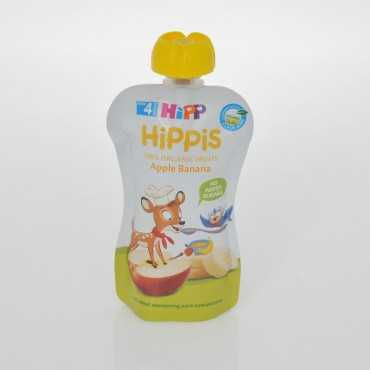 HiPP Apple Banana Pouch 100g - BIO