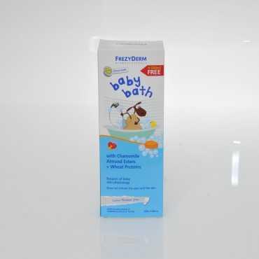 Frezyderm Baby Bath, 200ml + 100ml Free