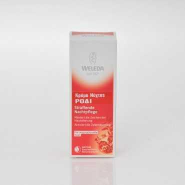WELEDA Pomegranate Firming Night Cream 30ml