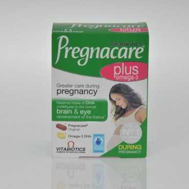 VITABIOTICS Pregnacare Plus Omega-3   28 Tablets/28 Capsules