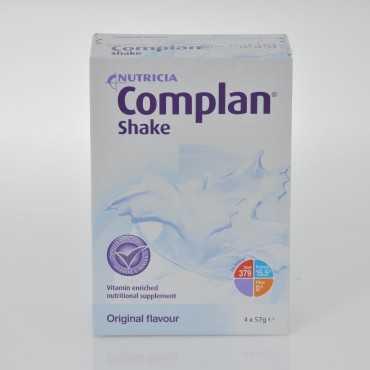 Complan Shake Chocolate 4 x 57gr