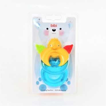 BIBI COOLED TEETHING RING