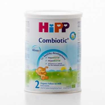 HiPP 2 Combiotic Organic Follow-on Milk, 350gr