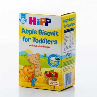 HiPP Apple Biscuit for Toddlers, BIO, 150g
