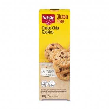 Dr. Schär Biscuits - Choco Chip Cookies 100gr