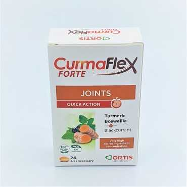ORTIS CurmaFlex Forte 24 Tablets