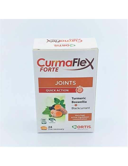 ORTIS CurmaFlex Forte 24 Tablets