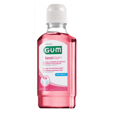 GUM Mouthwash Sensivital 300ml 1727
