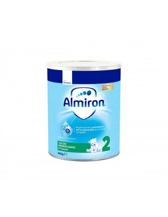 Almiron 2 400gr (New Formula)