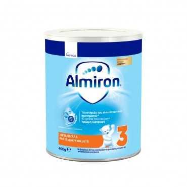 Almiron 3 400gr (New Formula)