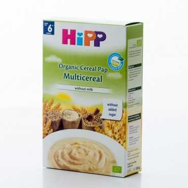 HiPP Multicereal, Organic Cereal Pap, 200g