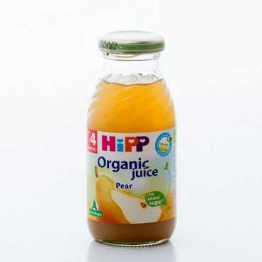 HiPP Pear Organic Juice, 200ml