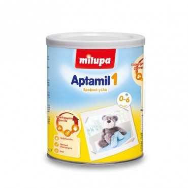 Milupa Aptamil 1 Infant Formula (0-6 months) 400gr