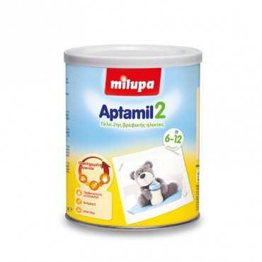 Milupa Aptamil 2 Follow-On Formula (6-12 months) 400gr