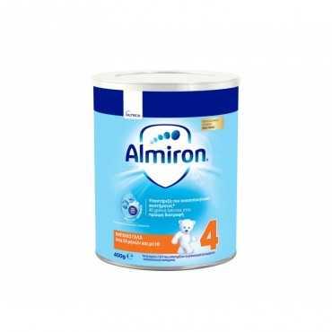 Almiron 4 400gr (New Formula)