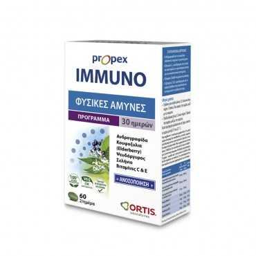 ORTIS Propex Immuno 60 Tabs