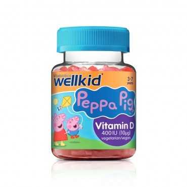 VITABIOTICS Wellkid Peppa Pig Vitamin D 30 Jellies
