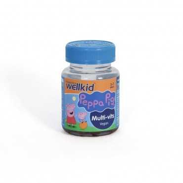 VITABIOTICS Wellkid Peppa Pig Muti-Vits 30 Jellies