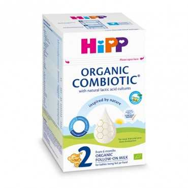 HiPP 2 Combiotic Milk 800gr Carton