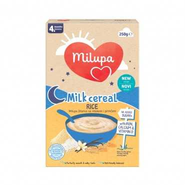 MILUPA RICE CEREAL 250GR