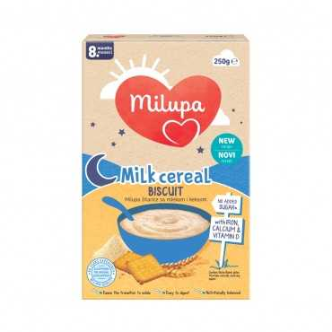 MILUPA BISCUIT CEREAL 250GR