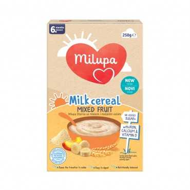 MILUPA MIXED FRUIT CEREAL250GR