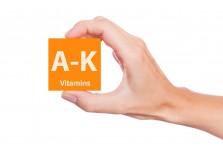 VITAMINS A-K